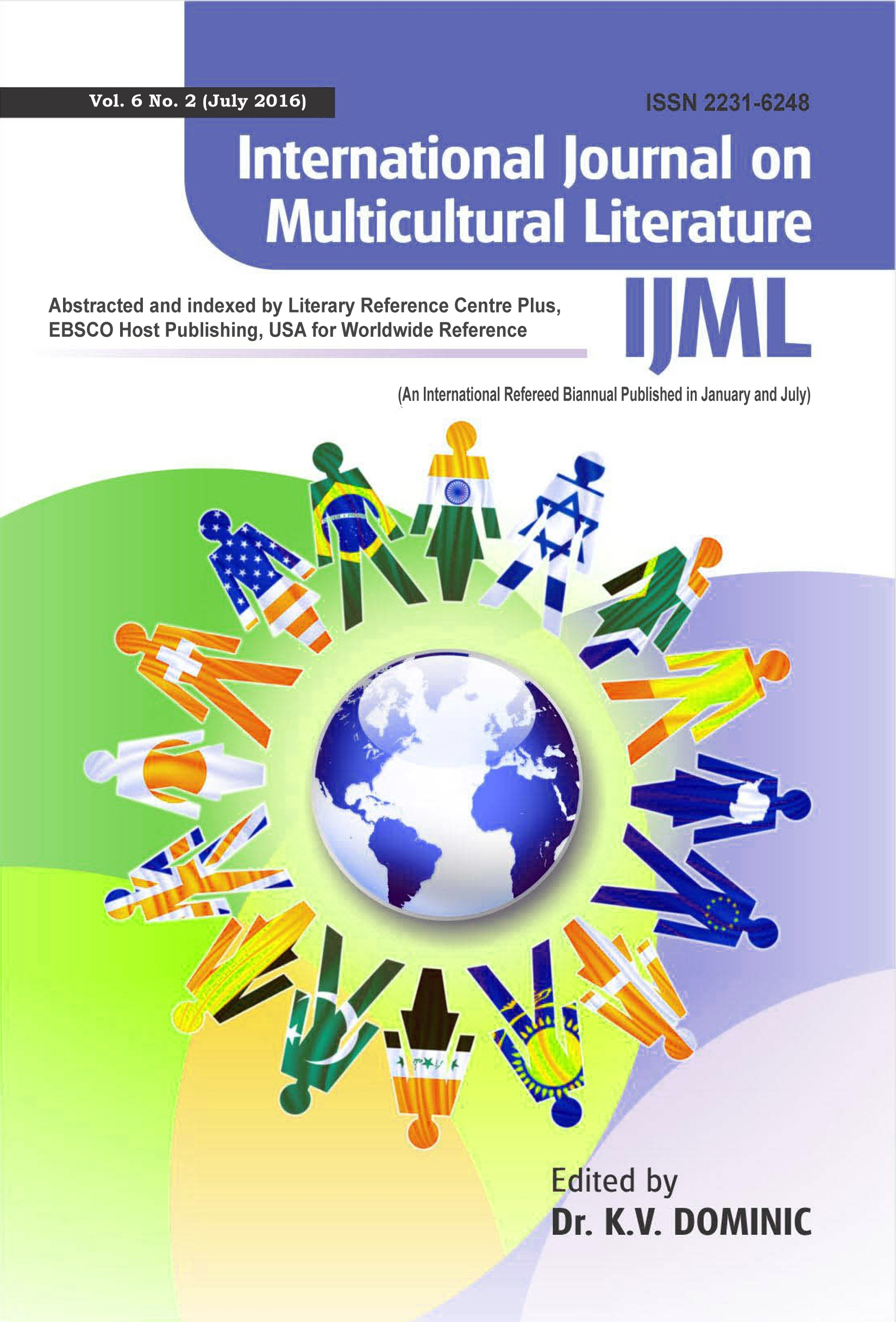 International Journal of Multicultural Literature